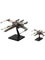 Star Wars - X-Wing Model Kit Special Set - 1/72 & 1/144