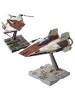 Star Wars - A-Wing Starfighter Model Kit - 1/72