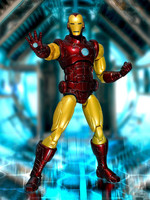 Marvel Universe - Iron Man - One:12