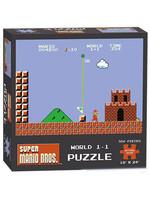 Super Mario - World 1-1 Puzzle