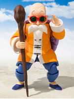 Dragonball - Master Roshi - S.H. Figuarts