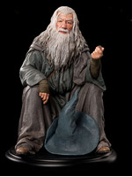 Lord of the Rings - Gandalf Statue - 15 cm
