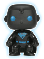 POP! Vinyl DC Comics - Superman Silhouette GITD Exclusive