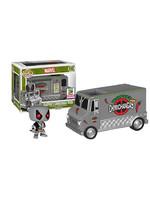 POP! Vinyl Rides - Deadpool X-Force & Chimichanga Truck