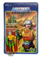 Masters of the Universe - Man At Arms - ReAction