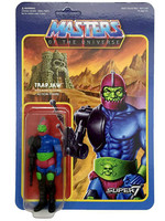 Masters of the Universe - Trap Jaw - ReAction