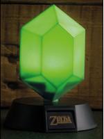 Legend of Zelda - Green Rupee 3D Light