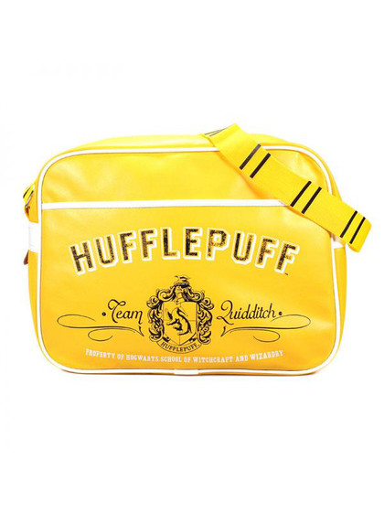Harry Potter - Hufflepuff Messenger Bag