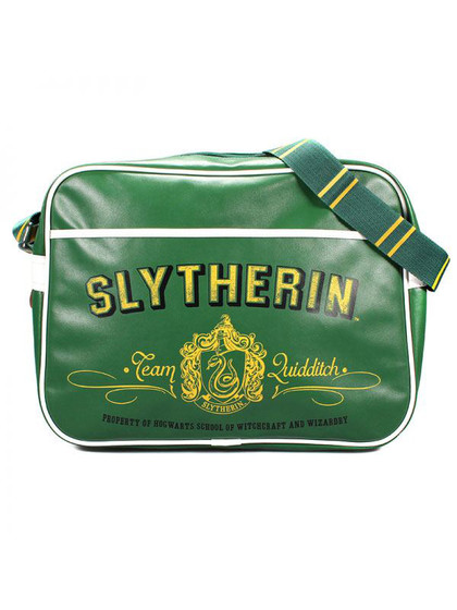 Harry Potter - Slytherin Messenger Bag