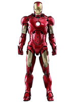 Iron Man 2 - Iron Man Mark IV Diecast MMS - 1/6