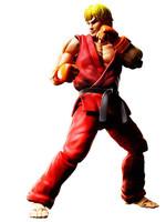 Street Fighter - Ken Masters - S.H. Figuarts