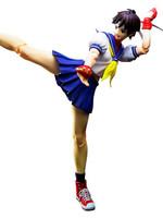 Street Fighter - Sakura Kasugano - S.H. Figuarts