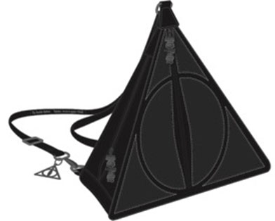 Harry Potter - Deathly Hallows Backpack