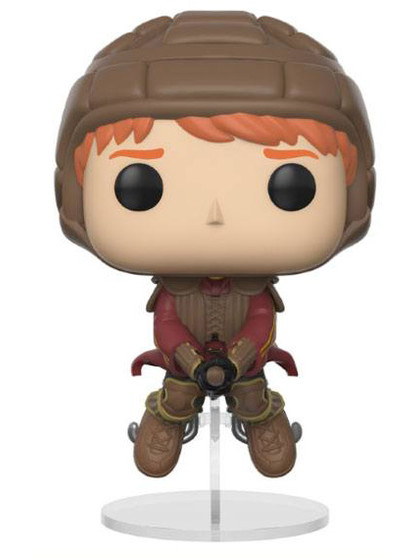 POP! Vinyl Harry Potter - Ron on Broom