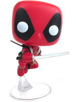 POP! Vinyl Marvel - Leaping Deadpool Exclusive