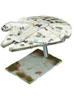 Star Wars The Last Jedi - Millennium Falcon Model Kit - 1/144