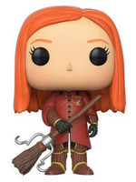 POP! Vinyl Harry Potter - Ginny (Quidditch Robes)