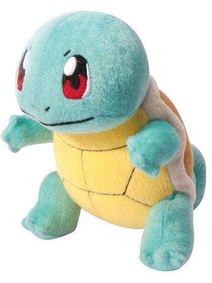 Pokemon - Squirtle Plush - 20 cm