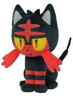 Pokemon - Litten Plush - 20 cm