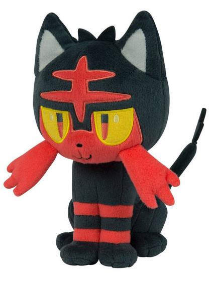 Pokemon - Litten Plush - 20 cm