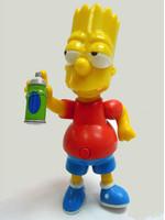 The Simpsons - Bart Talking Figure