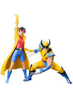 Marvel Universe - Wolverine & Jubilee (X-Men '92) - Artfx+