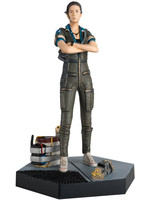 The Alien & Predator Figurine Collection - Amanda Ripley (Alien Isolation)
