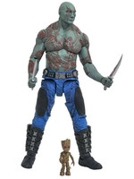 Marvel Select - Drax & Baby Groot