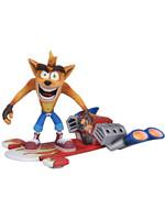 Crash Bandicoot - Crash Bandicoot Deluxe Hoverboard