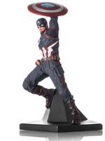 Captain America Civil War - Captain America - Art Scale