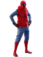 Spider-Man Homecoming - Spider-Man Homemade Suit MMS - 1/6