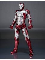 Iron Man 2 - Iron Man Mark V & Hall of Armor Set - S.H. Figuarts