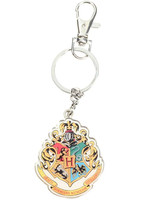 Harry Potter - Hogwarts Metal Keychain