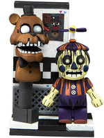 Five Nights at Freddy's - Buildable Set Phantom Balloon Boy