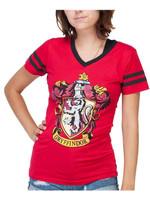 Harry Potter - House Gryffindor Ladies T-Shirt