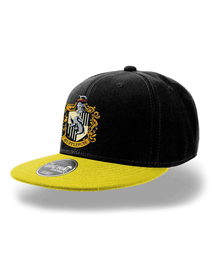 Harry Potter - Hufflepuff Snap Back Cap