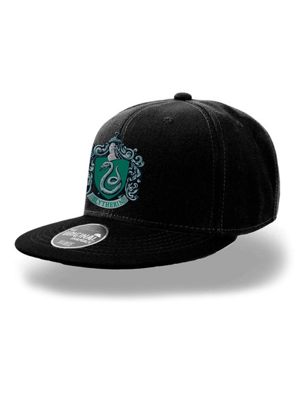 Harry Potter - Slytherin Snap Back Cap