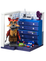 Five Nights at Freddy's - Buildable Set Nightmare Foxy