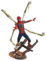 Marvel Premier Collection - Iron Spider-Man Statue
