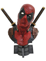 Marvel Legendary Comics - Deadpool Bust - 1/2