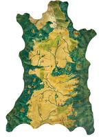 Game of Thrones - Westeros Map Replica - 1/1