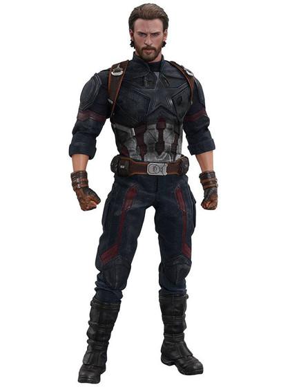 Avengers Infinity War - Captain America MMS - 1/6