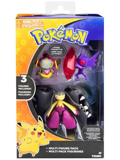 Pokemon - Mega Mawile, Mega Sableye & Hoopa