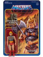 Masters of the Universe - Battle Armor He-Man - ReAction