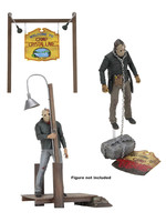 Friday the 13th - Camp Crystal Lake Set for Action Figures