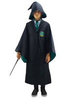Harry Potter - Kids Wizard Robe Slytherin