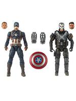 Marvel Legends MCU 10th Anniversary - Captain America & Crossbones