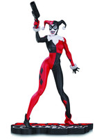DC Comics Red, White & Black - Harley Quinn by Jim Lee