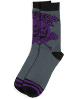 Masters of the Universe - Skeletor Socks - Size 39-43
