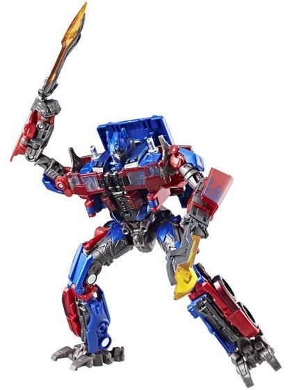 Transformers Studio Series - Optimus Prime Voyager - 05